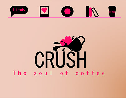 Crush coffeeshop для Логомашины