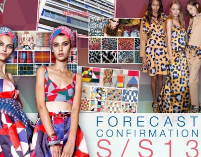TRENDS FORECASTING | Fashion