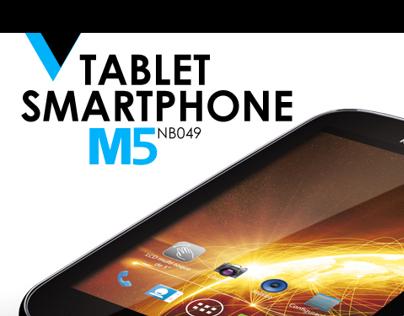 Tablet Smartphone M5