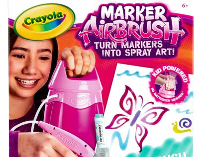 Crayola Marker Airbrush (TRU)
