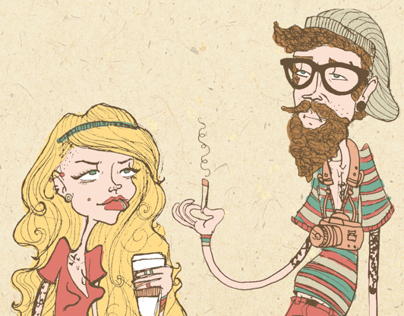 The Overrated Hipster