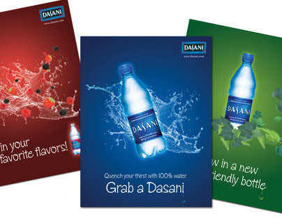 Dasani Water Campaign
