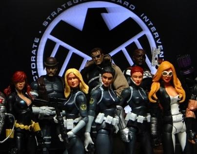 Marvel Universe Teams