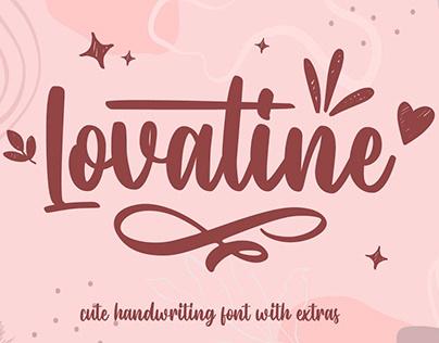 Lovatine