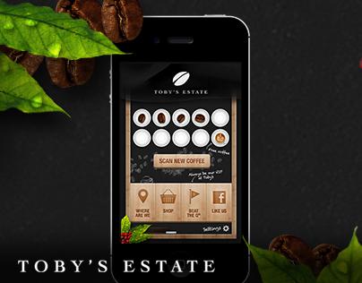 Toby's Estate App