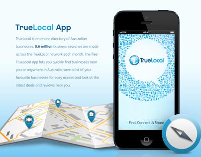 TrueLocal App