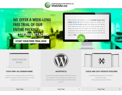 GDI Masters Web design