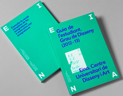 Student guide. Degree in Design 2012-2013