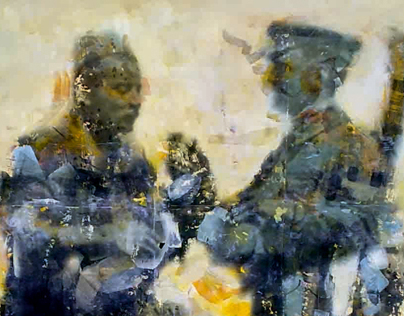 Gallipoli Art Awards-First Exhibition Penture