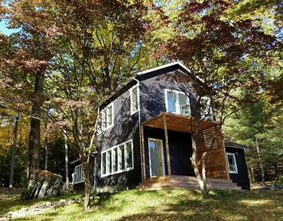 Olivebridge Cottage | Digital Storytelling + Renovation