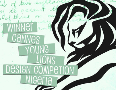 Cannes Young Lion Design Competition '13-winning entry