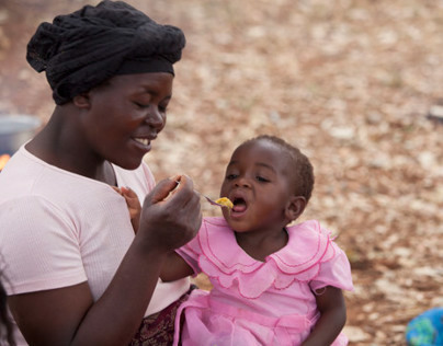 Malawi - Promoting improved infant and young child feed