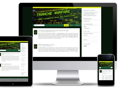 Tranche Warfare Blog