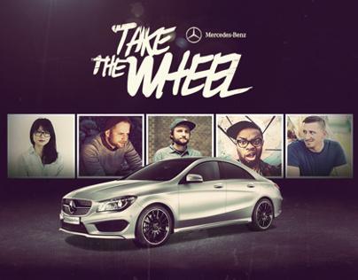 Mercedes-Benz - CLA Take the Wheel Trailer
