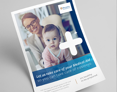 Discovery Health Medical Scheme - Split Risk camapign.