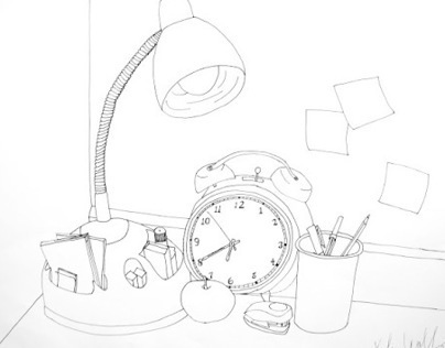 ART 101-Beginning Drawing Week #2
