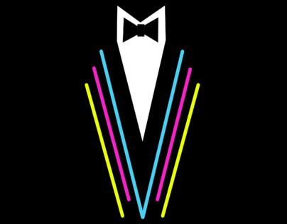 Poster for Three In One Gentleman Suit / Neon Rainbows