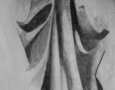 ART 101-Beginning Drawing Week #8