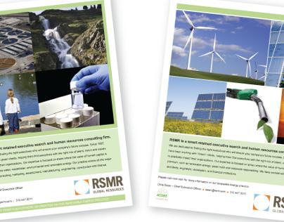 RSMR executive flyers