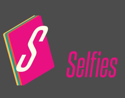 Selfies Site Mockup