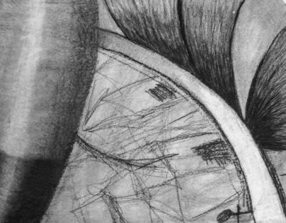 AART 305Y-Intermediate Drawing Day #17