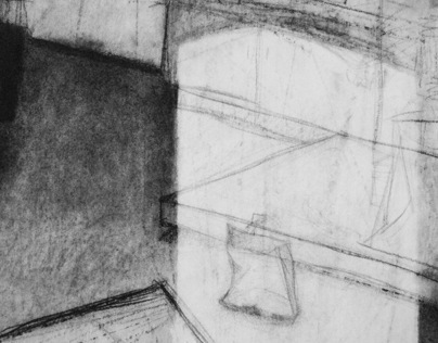AART 305Y-Intermediate Drawing Day #2