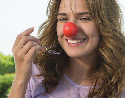 Lactel Clowny Campaign