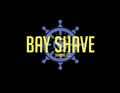 Packaging: Bay Shave (Comical Shaving Gel)