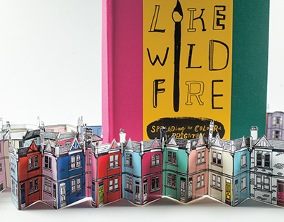 Like Wild Fire - Illustrated Architecture Book