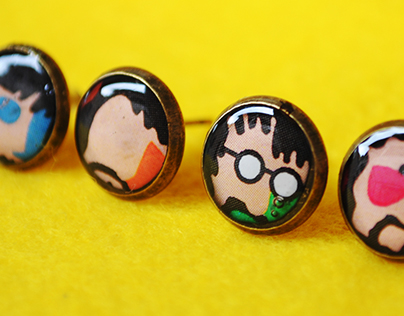 Beattles Earrings collection