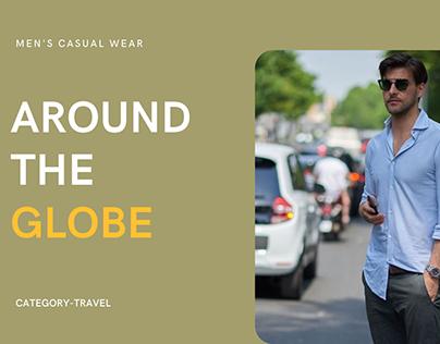 Around the globe-Travel