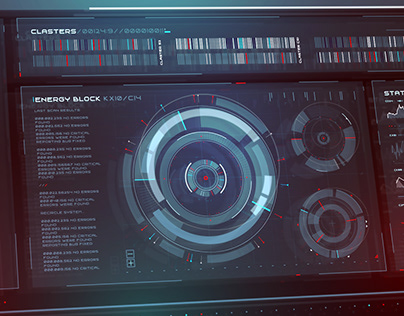 Sci Fi Interfaces