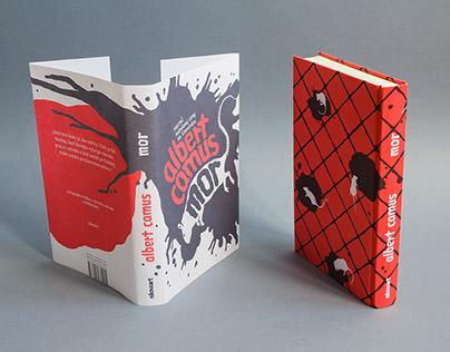 Albert Camus: The Plague Book Cover