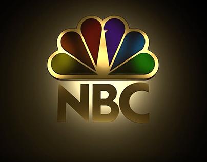 NBC - 3D Logo - Video Bumper