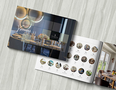 Four Seasons Hotel, The Westcliff - Brochure Design