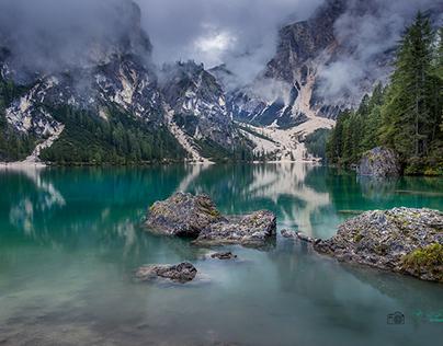 Pragser Wildsee Alto Adige