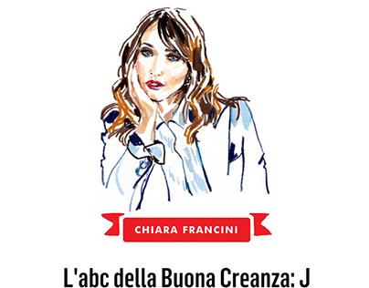 Portrait on Vanity Fair Italia