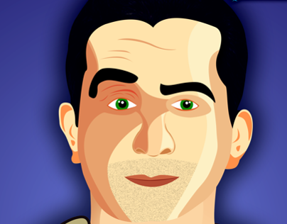 Bassem Youseef Vector