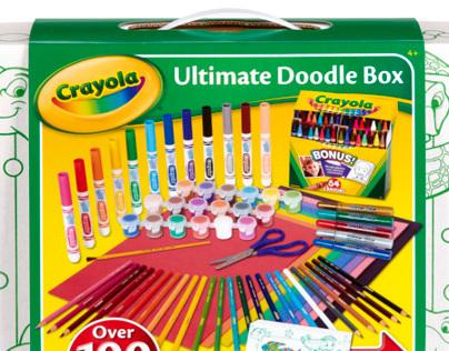 Ultimate Doodle Box (Costco)