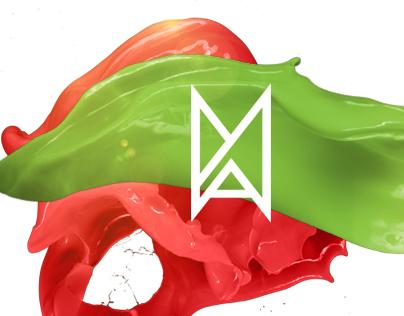 My Way logo design
