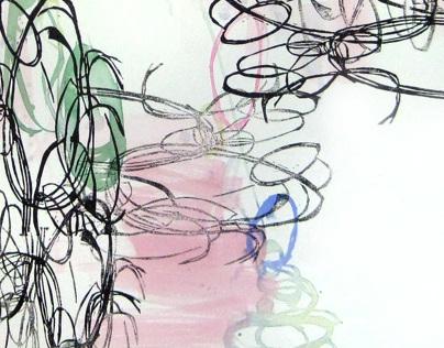 Untitled Monoprints
