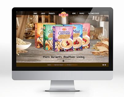 Oat & Oat - Website Design