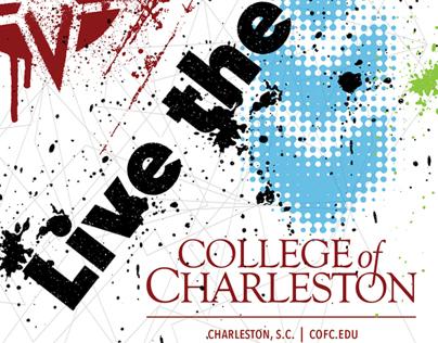 Live The Life, Sophomore/Junior Recruitment Brochure