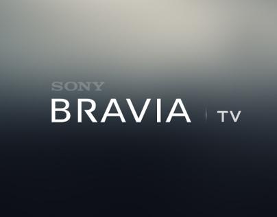 Bravia TV UX Revamping