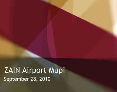 Zain Airport Mupi