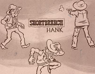 Sheriff Hank - Character Design