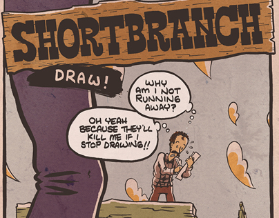 Shortbranch - 5 Page Preview