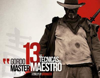 """Gordo Master ft. La Excepción """"FORAJIDOS"""" - MOVIECLIP"""