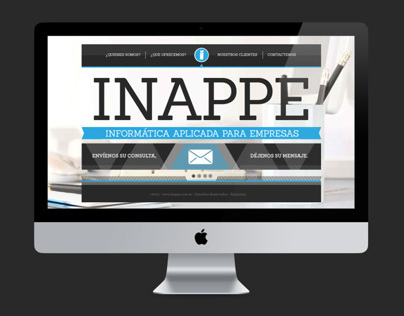 Diseño Web - Inappe