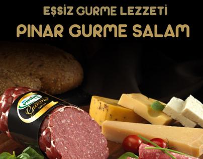 Pınar Gurme Salam / flyer